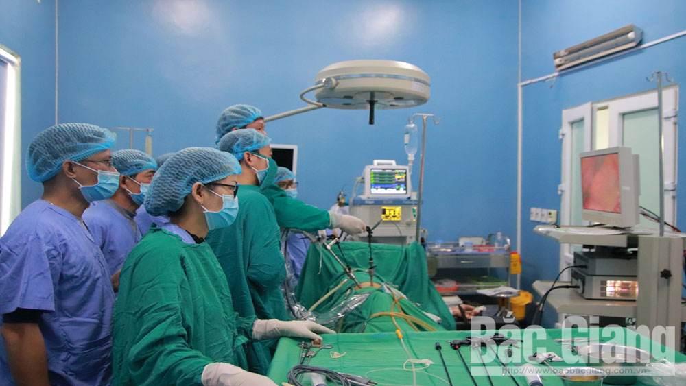 Ngành Y tế Bắc Giang: Cải thiện chất lượng dịch vụ, tăng năng lực điều trị
